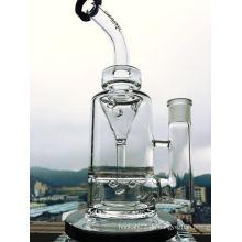 Trichter Perc Glas Wasserrohr