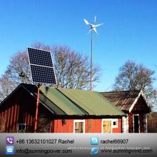 Gerador de turbina de vento pequena 600W (MAX 600W)