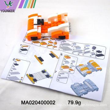 Creative Diy Building Block Educational Model Toys