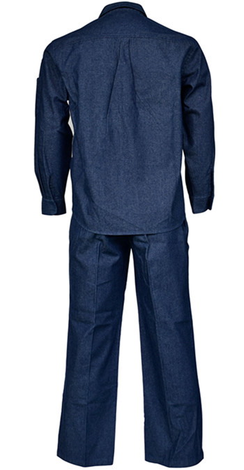 FR DENIM SUIT-B