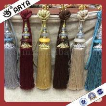 Colors Curtain Cord Tassel