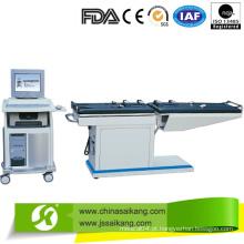 Mesa de tração cervical e lombar 3D com controle de computador