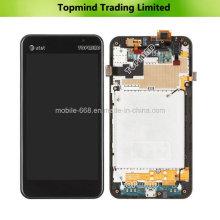 Pantalla LCD para LG Escape P870 con digitalizador con carcasa frontal