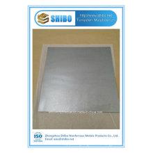 Сертификация ISO Фабрика чистоты Сбывания 99.95% молибдена листа с заводской цене