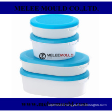 Fridge Food Container Plastic Injection Mould