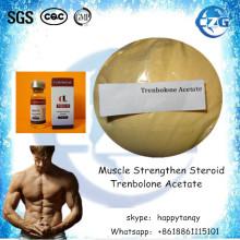 Цикл режущего наполнителя Анаболический стероидный гормон Тренболон-ацетат