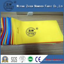 Promotion de gros Sac fourre-tout en tissu non tissé personnalisé avec logo imprimé
