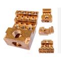 Изготовленное на заказ оборудование Металлические прецизионные детали для обработки с ЧПУ