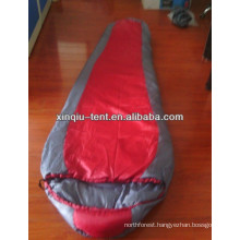 Fashion mummy sleeping bags