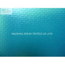 Impermeable de PVC de malla de tela para toldo/del pabellón