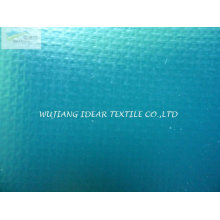 Waterproof PVC Mesh Fabric for Awning/Canopy