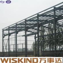 Estacionamento leve do carro da estrutura de aço do quadro do projeto da construção do calibre
