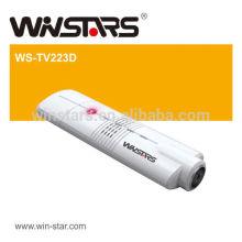 usb 2.0 Mini portable HDTV digital tv receiver with Plug and play fuction