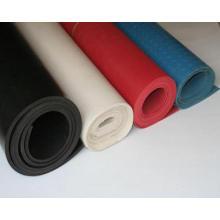 Натуральный NBR EPDM Неопреновый силиконовый резиновый лист