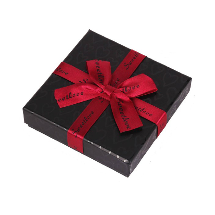 Small Black Gift Box 2