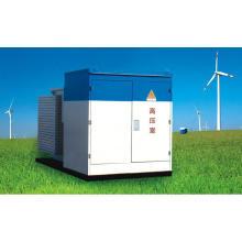 36kV Kombinierter Transformator Windpad Dreiphasen-Transformator