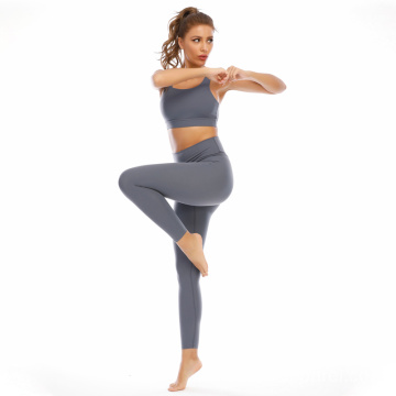 Gym Scrunch Butt Shorts Dames Set Yoga Suit