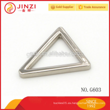 Hecho en China al por mayor de aleación de zinc bolsos de cinturón hebillas G603
