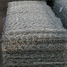 stainless steel/Galvanized/Galfan PVC Coated Gabion Box/Basket, stone cage