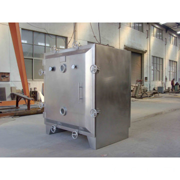 Low Temperature Square Vacuum Drying Machine
