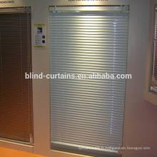 Stores en aluminium de 15/20/25 / 50mm