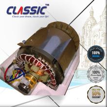 CHINE CLASSIQUE Fil de cuivre Petit moteur à moteur électrique, Générateur d'essence Pièces de rechange 220V Moteur