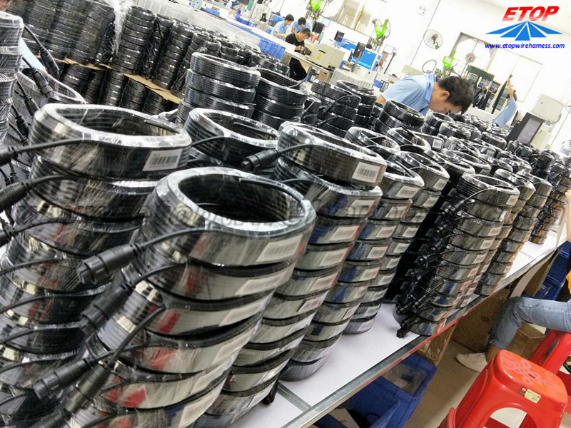waterproofing cables manufacturing