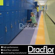 Durable School Use PVC Floor Covering