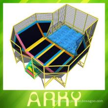 Good Quality Indoor Large Trampoline For Sale