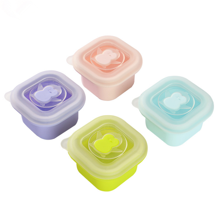 Silicone Food Storage Bowl