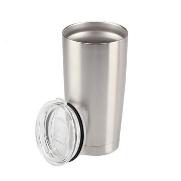 Double Wall Stainless Steel Travel Coffee Mug