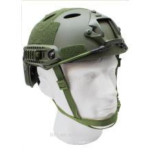Casques de protection balistique militaire en acier kevlar