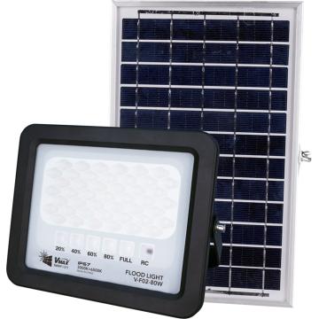 solar powered led floodlight