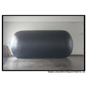 Diámetro 3500 mm x Longitud 7000 mm Fender neumático