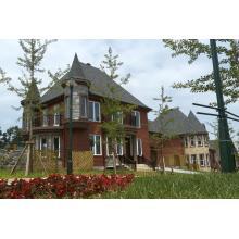 Современный сборный дом LGS
