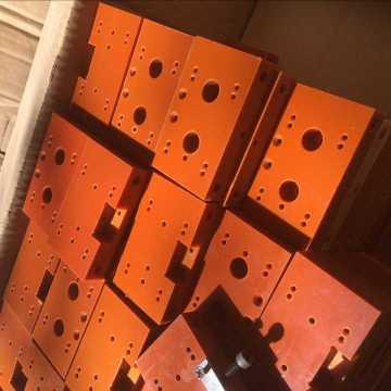 Panneau de bakélite isolant à découper CNC machine
