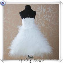 ПП3 без бретелек тюль юбка дети платья для свадеб