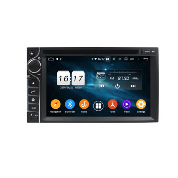 Sistem Infotainment Universal Double Din Android 9.0