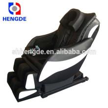 Chaise de massage beauté avec fonction de chauffage sur accoudoir et semelles