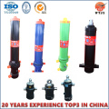 All Kinds of Telescopic Dump Truck Hydraulic Cylinder with High Quality