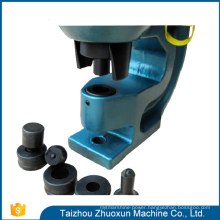 Rational Construction Hydraulic Tools Busabr Copper Busbar Cut Electric Cable Making Machine