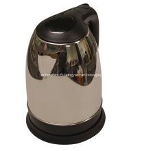 Bouilloire électrique en acier inoxydable