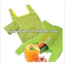Green environmental protection shopping bag