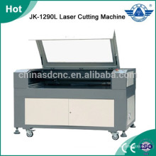 JK-1290L laser engraving machine with factory price