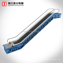 China Fuji Producer handrail escalator Oem Service shopping mall ladder escalator