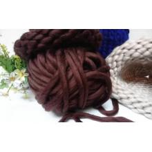 100% Superwash Extrafine fil Chunky laine mérinos