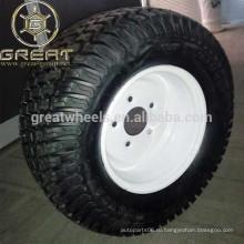 10-дюймовые стальные диски ATV с шинами