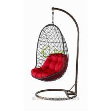rattan outdoor swing chair cheap hanging egg chair