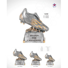 Kundenspezifische Qualitäts-Fußball-Trophäe-Sport-Trophäe-Schale