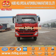 DONGFENG brand DFL flat bed truck 260hp 6X4 good quality and best selling made in China for export.